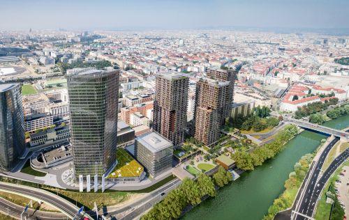 Kommunalkredit finanziert Energiezentrale in Wien