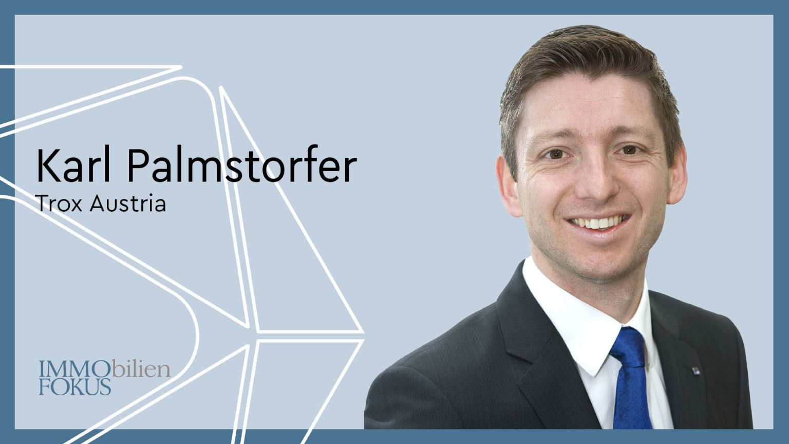 Neuer Trox Head of International Business Europe, Middle East and Africa
