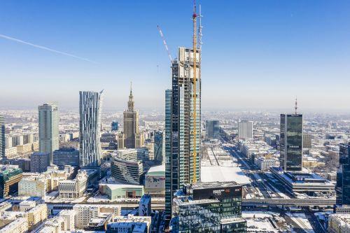 Varso Tower wird das höchste Gebäude der EU