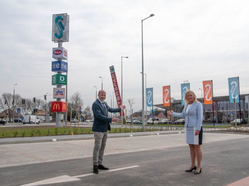 SES expandiert in Ungarn: Teileröffnung S-PARK in Kaposvár