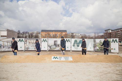 Art-Invest startet das urbane Quartier Die Macherei Berlin-Kreuzberg
