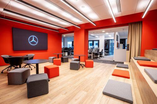 Drees & Sommer übergibt Headquarter für Mercedes-Benz Slovakia