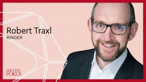 Robert Traxl ist neuer technischer Geschäftsführer bei RINGER