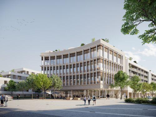i+R: Bebauungsplan für 500 Wohnungen bewilligt