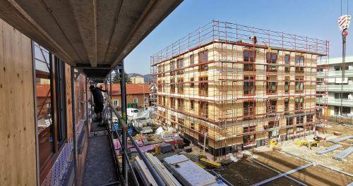 POST QUADRAT in Graz geht auf die Zielgerade