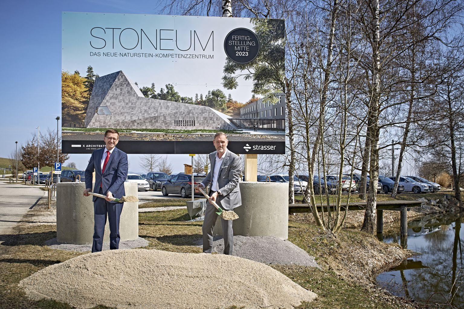 Strasser Steine investiert 23 Millionen Euro