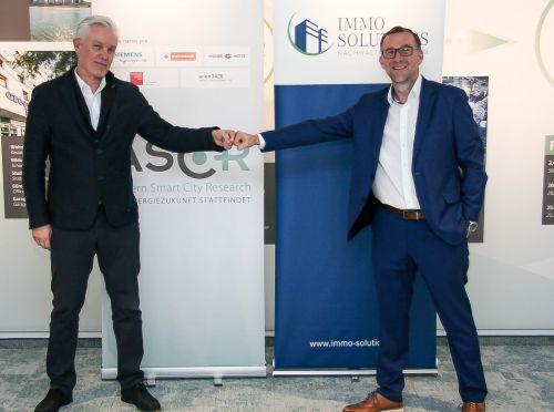 Kooperation zwischen AURIS Immo Solutions und ASCR verlängert