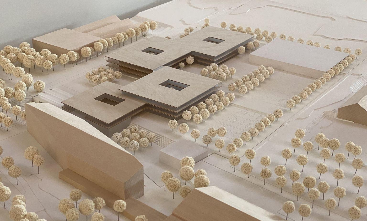 Drees & Sommer errichtet Münchner Schulcampus in Holzhybridbauweise