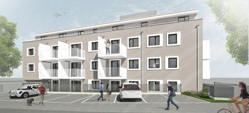BauConsult realisiert Wohnbau in Achau