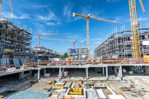 Baukosten im April 2021 weiter deutlich gestiegen
