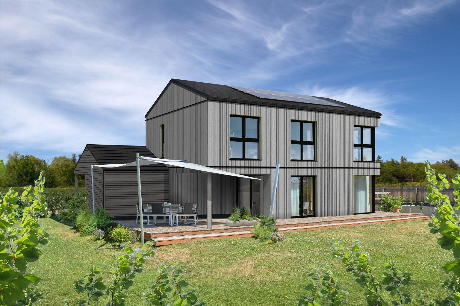 Griffner errichtet Häuser in Bio-Qualität