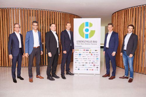 Neuer Vorstand der IG LEBENSZYKLUS BAU startet mit starkem Arbeitsprogramm