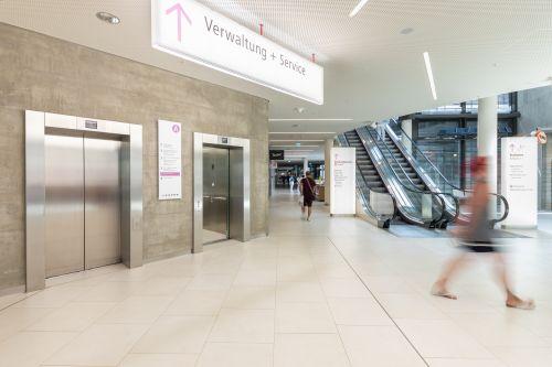 Modulbau für die Aufzugsbranche