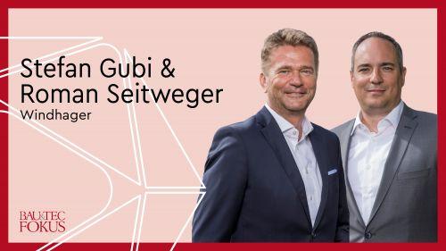 Starkes Führungs-Duo für Windhager