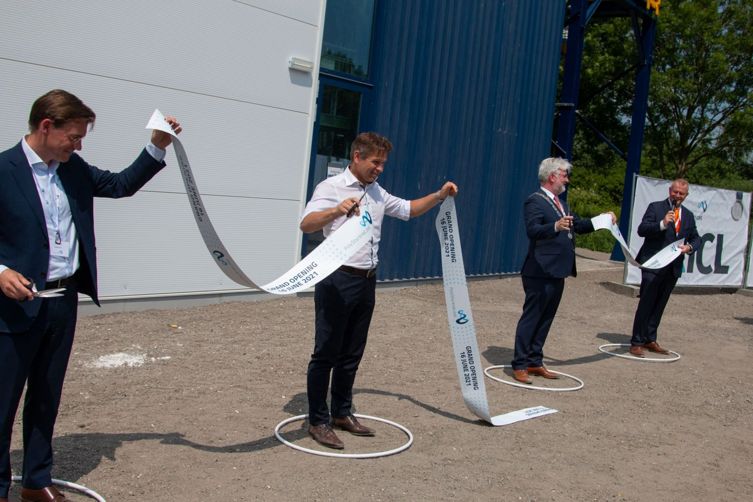 Neuer Meilenstein für das Kunststoffrecycling