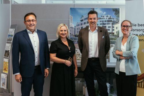 Raiffeisen Vorsorge Wohnung sucht Investoren für Meidling