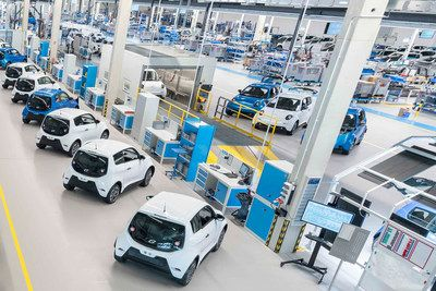 Next.e.GO Mobile SE baut eine neue Mikrofabrik in Bulgarien