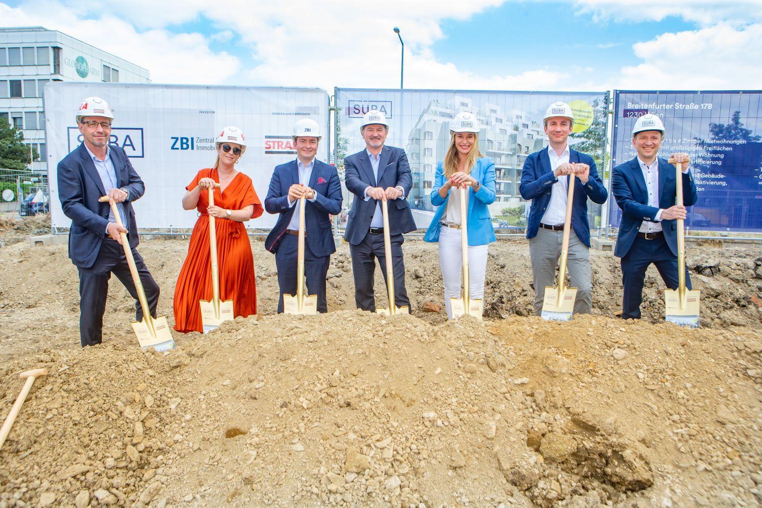SÜBA mit zwei nachhaltigen Bauprojekten in Wien und Tulln