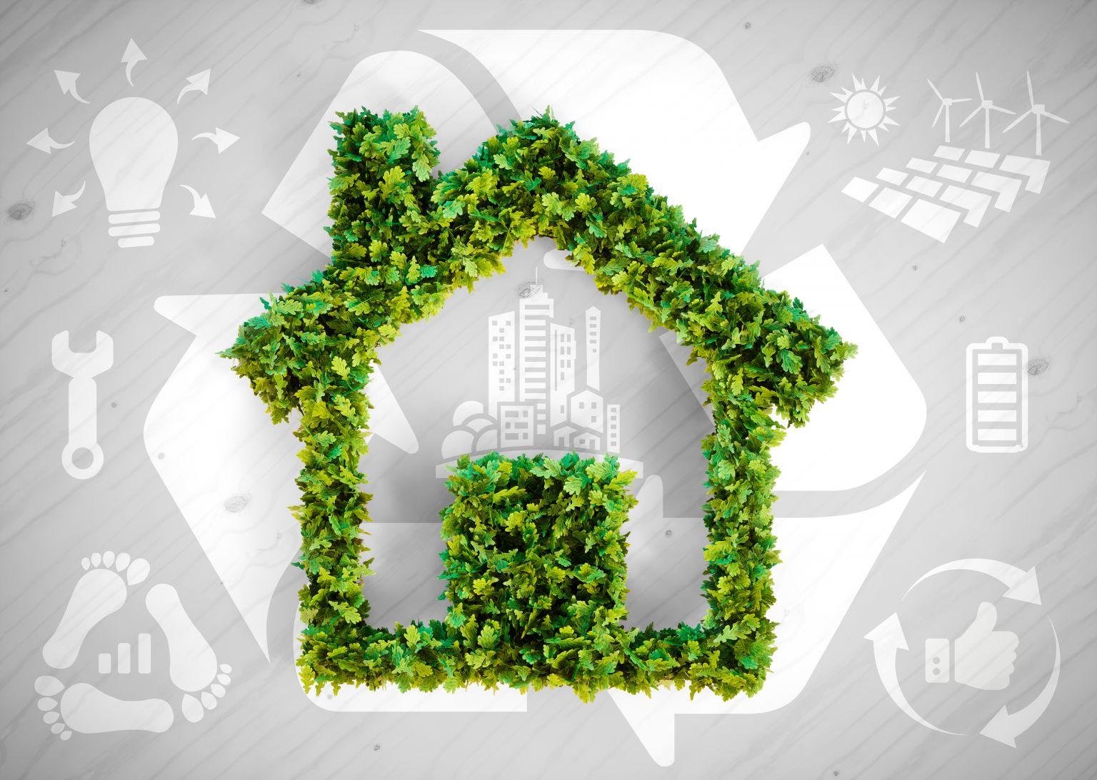 Studie: Klimaziele nur durch massiven Wohnungsneubau zu erreichen