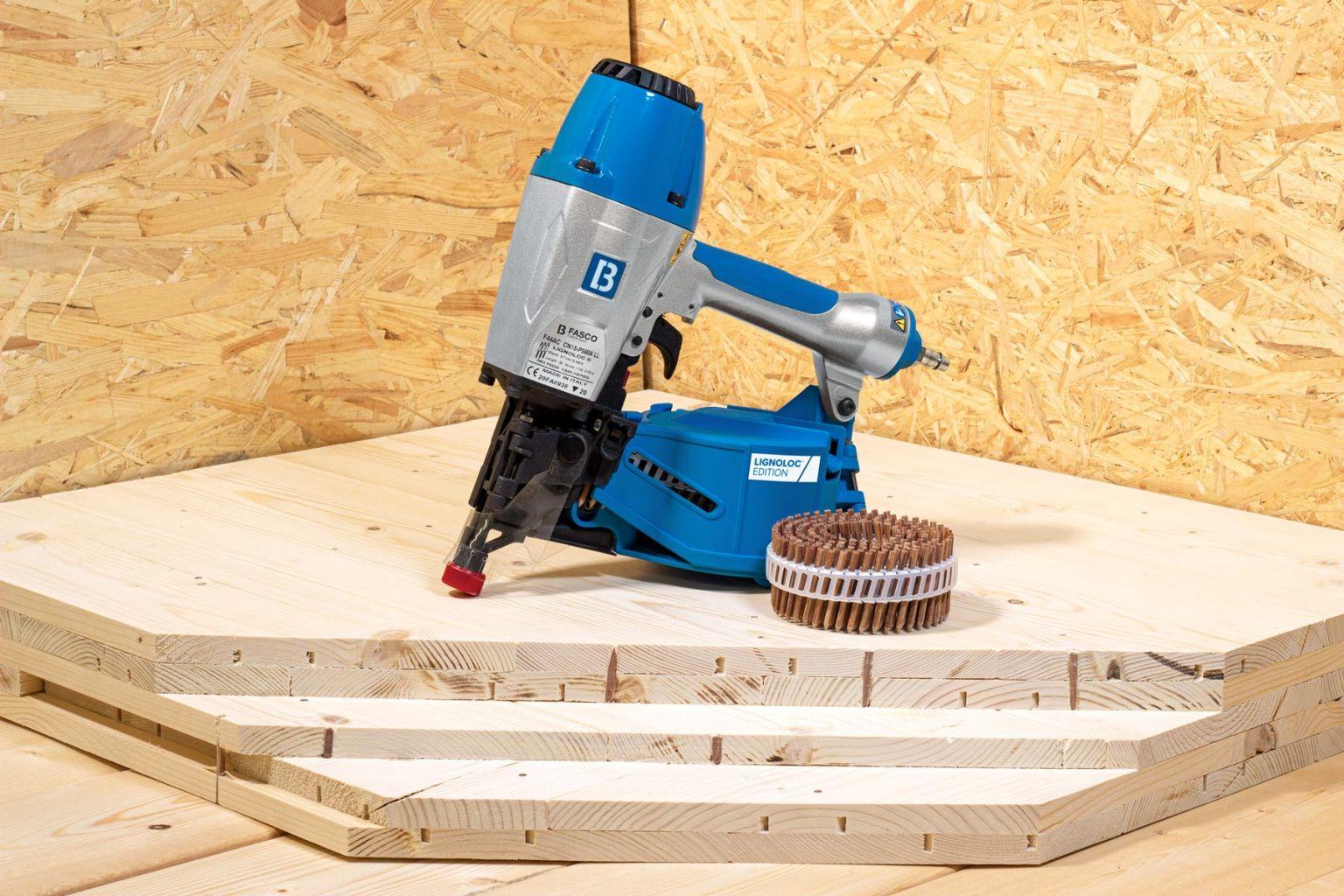 Beck startet Testaktion für Holznagel-System