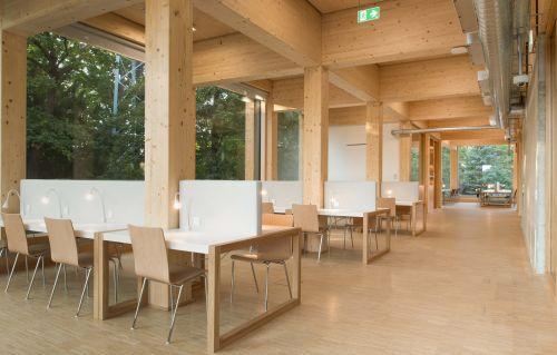 wienwood 21: Herausragende Holzbauten in Wien