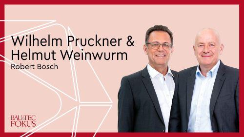 Wilhelm Pruckner ist neues Vorstandsmitglied der Robert Bosch AG