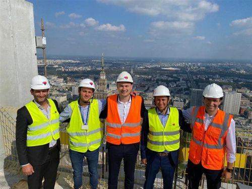 PlanRadar digitalisiert Europas Großbaustellen