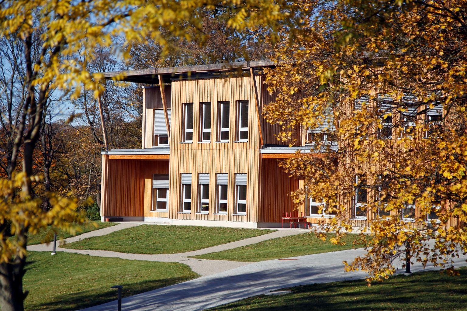 Wiener Holzbaupreis für Kindergarten Pötzleinsdorf