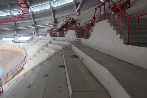 Ferry-Dusika-Stadion: Erfolg für kreislaufwirtschaftliches Rückbauprojekt