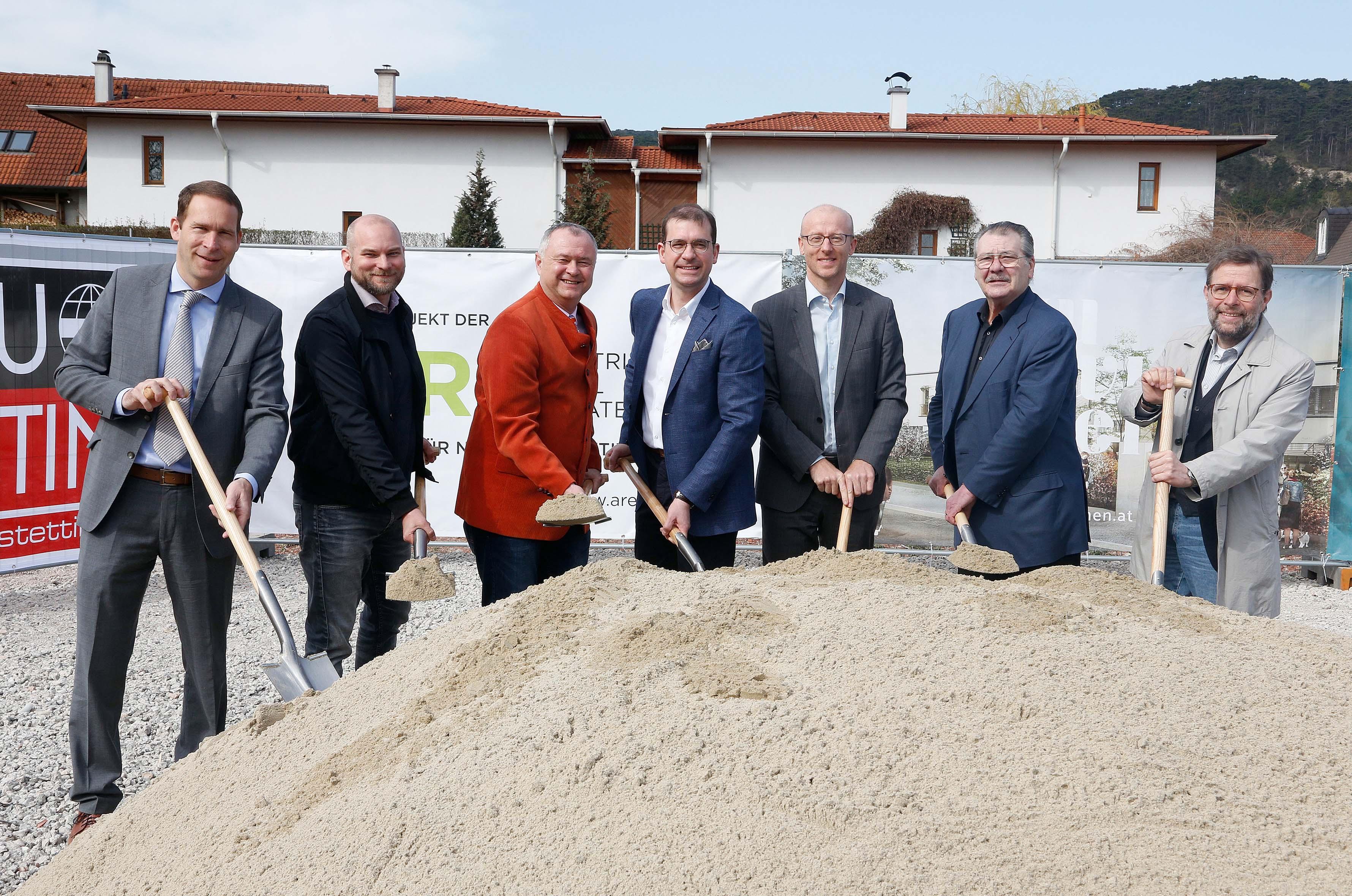 Neues Stadtquartier in Mödling