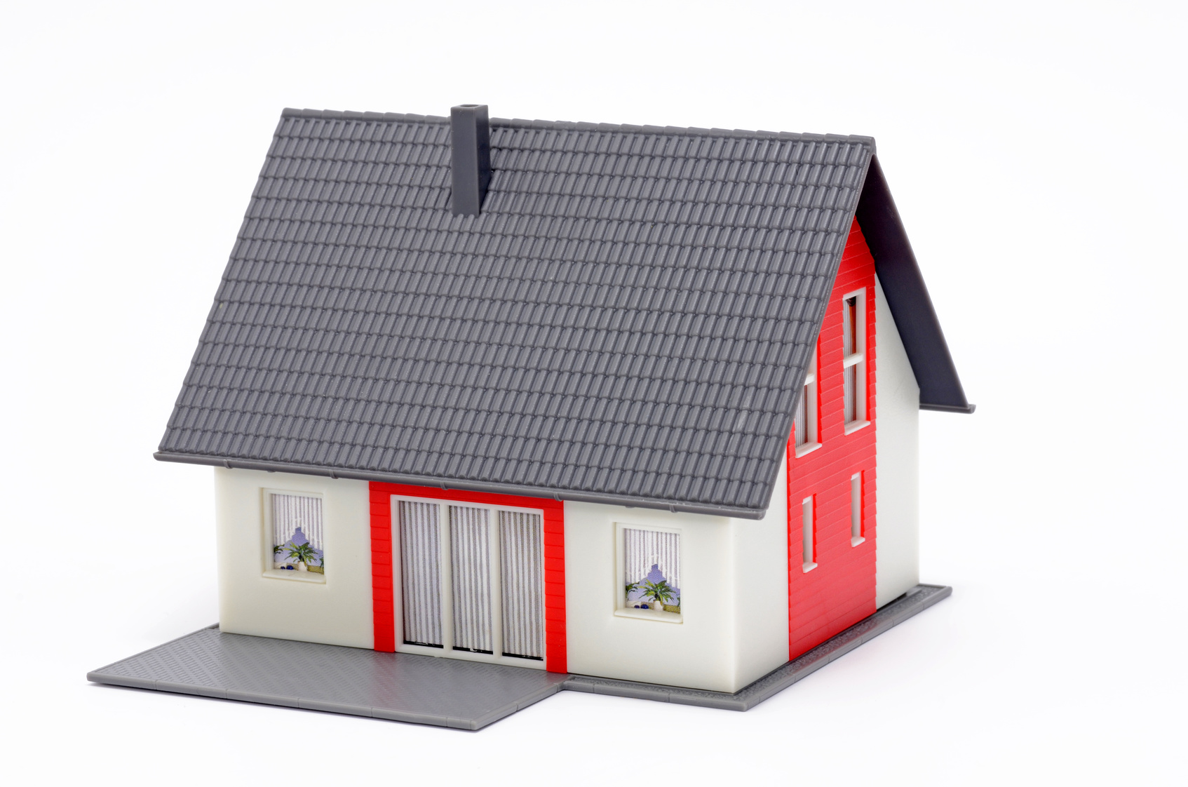 Wachstum des Marktanteils von Fertigteilhäusern