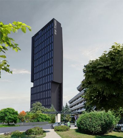 Strabag baut LEED- zertifiziertes Gebäude