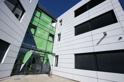 Zentrale in Deutschland eröffnet