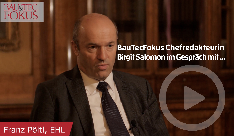 BauTecFokus Chefredakteurin Birgit Salomon im Gespräch mit …