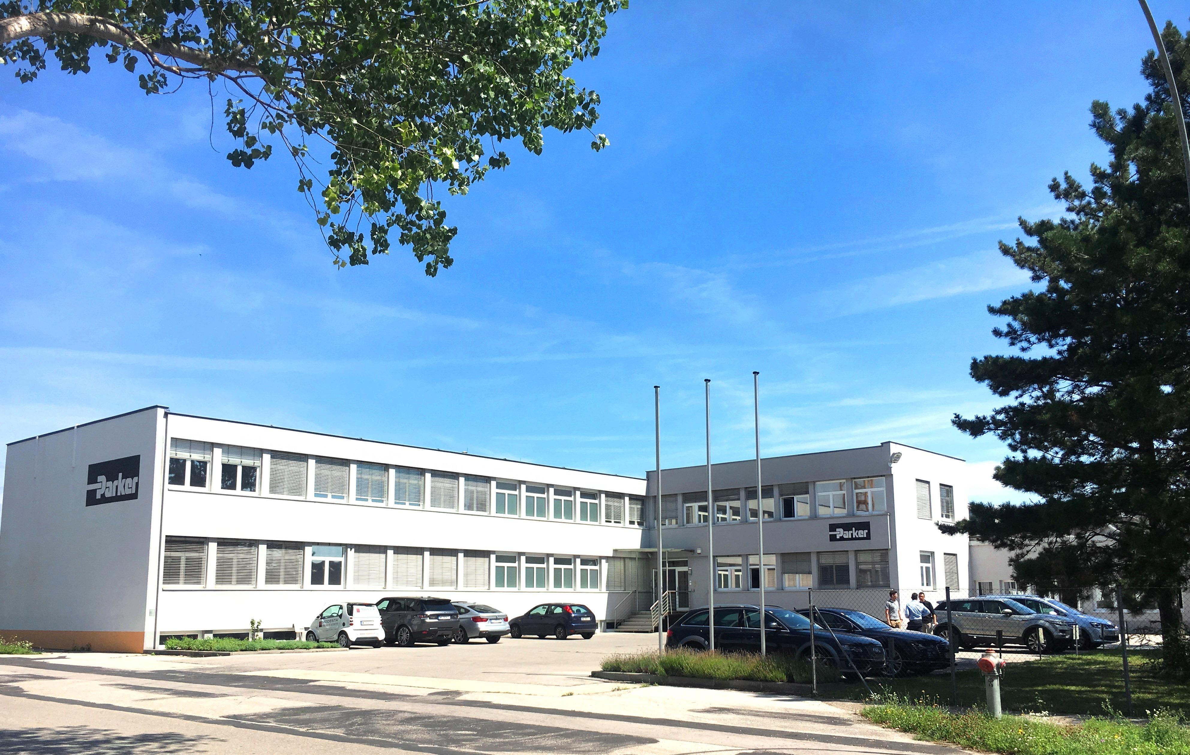 Parker verkauft ehemaligen Firmenstandort in Österreich