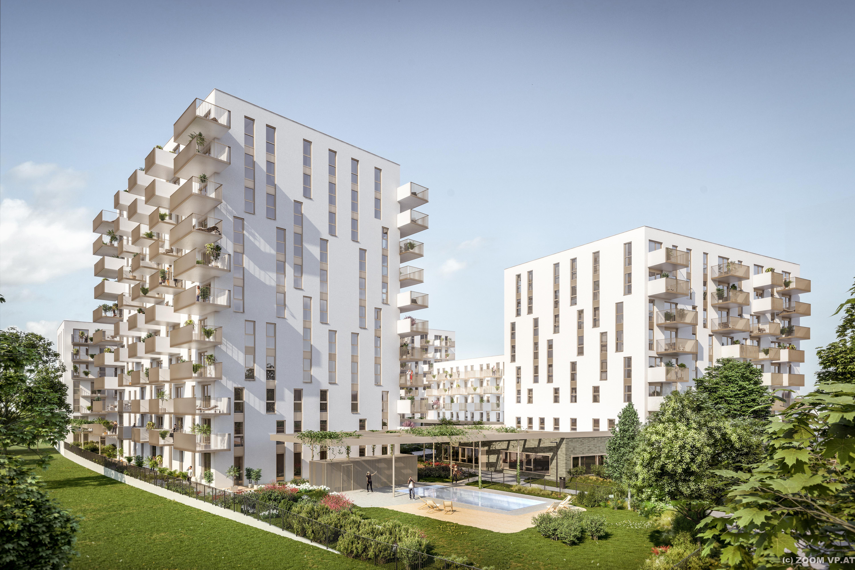 Baubeginn im Sonnwendviertel