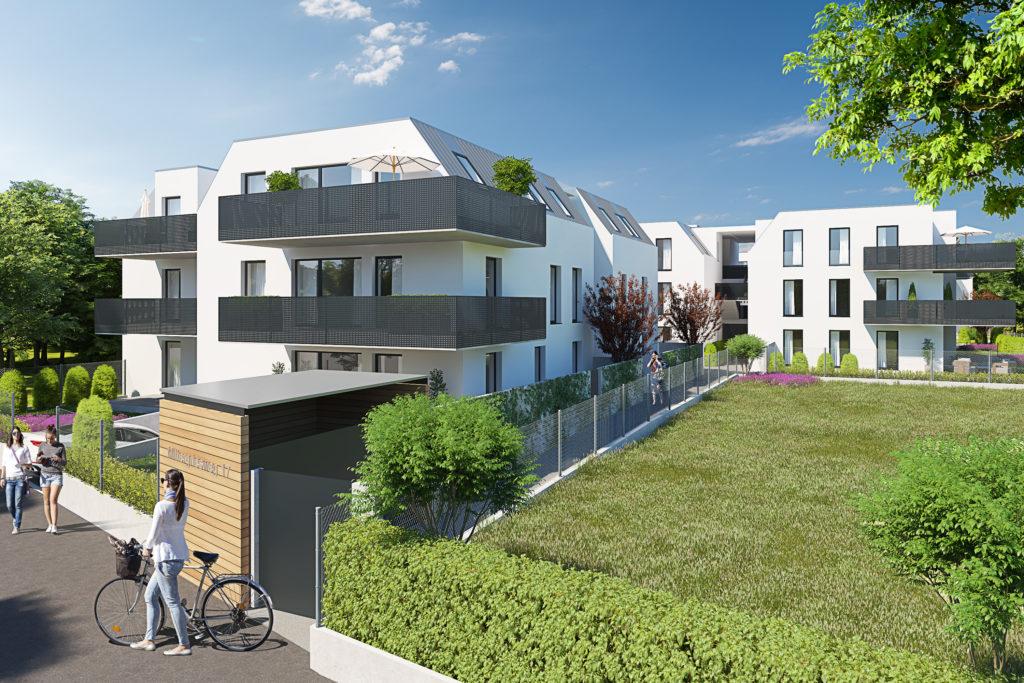 Spatenstich für neues Wohnprojekt in Krems