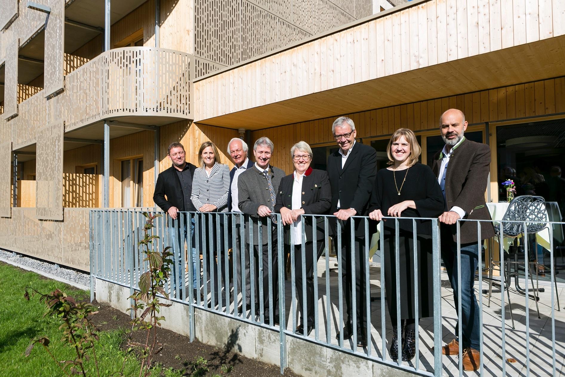 Löwen Hotel Montafon eröffnet neues Teamhaus