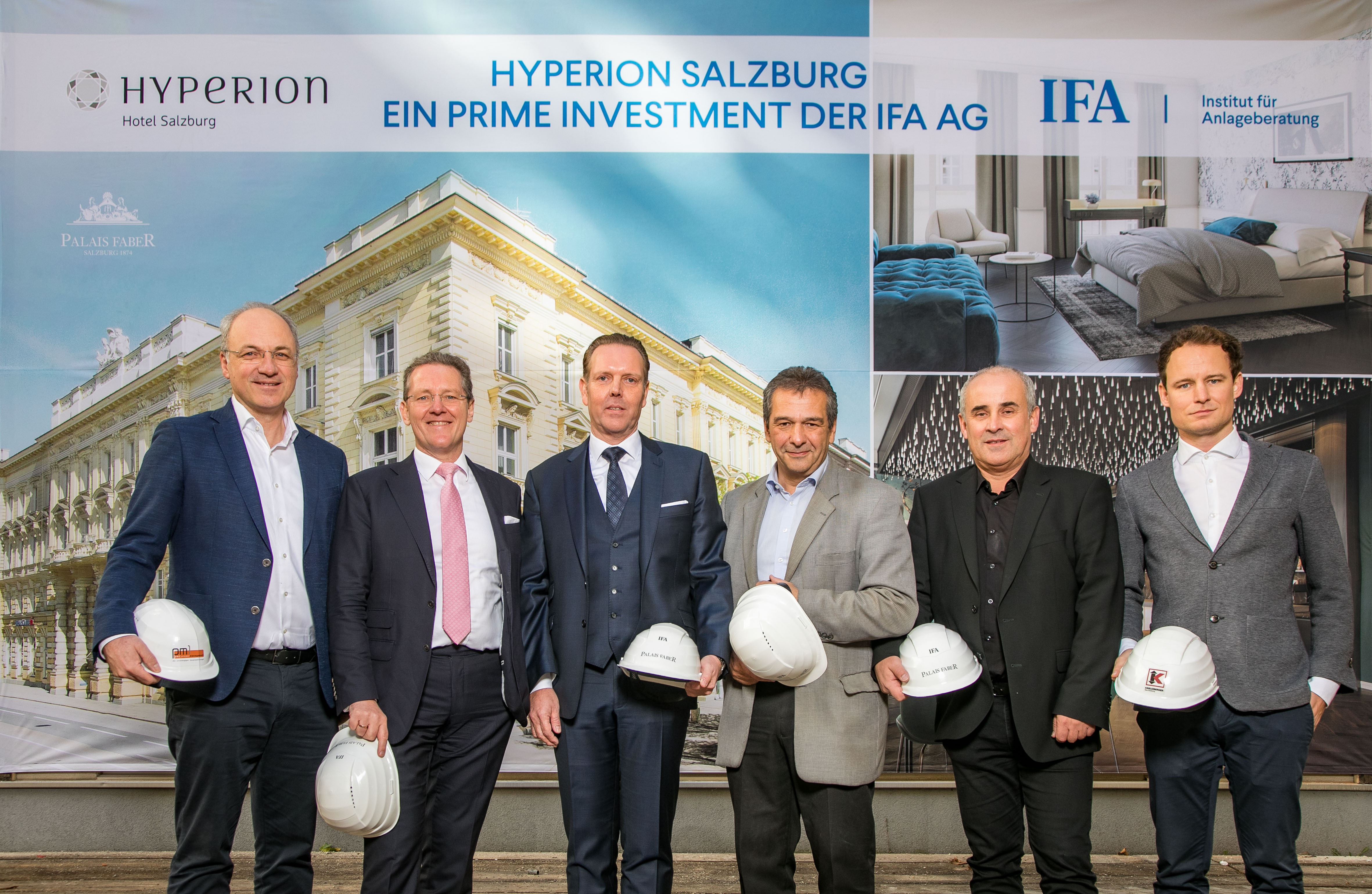 "IFA Prime Investment ""Palais Faber"""