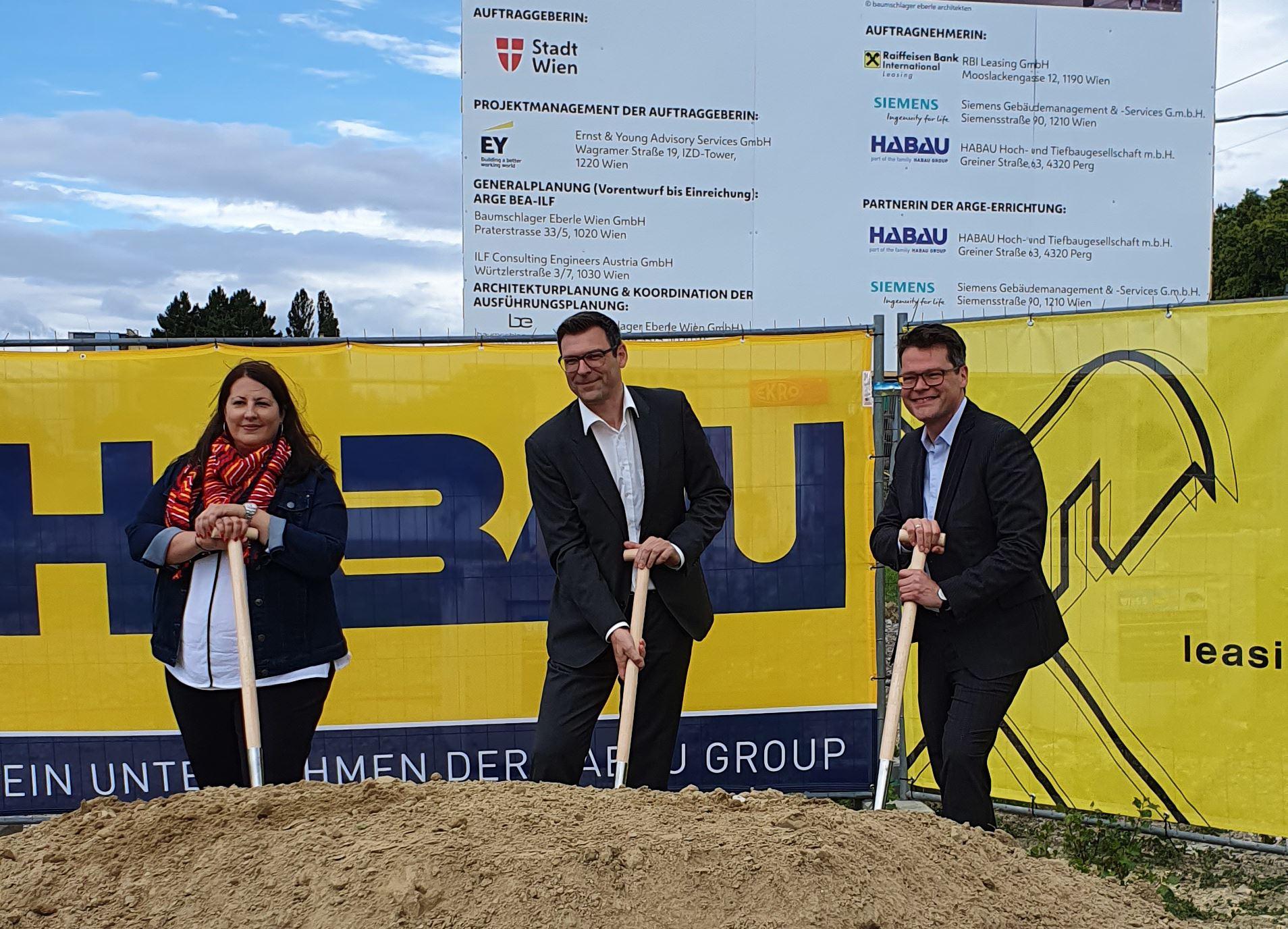EY begleitet Bau von Wiener Bildungseinrichtungen