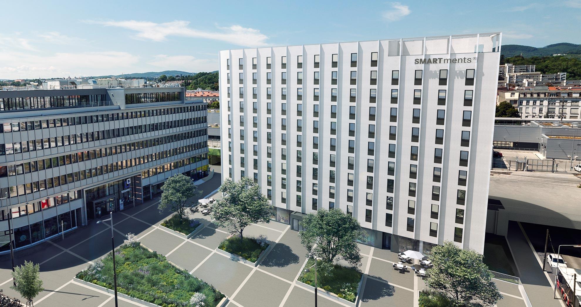 SMARTments Wien-Heiligenstadt erhielt ÖGNI Gold Vorzertifikat