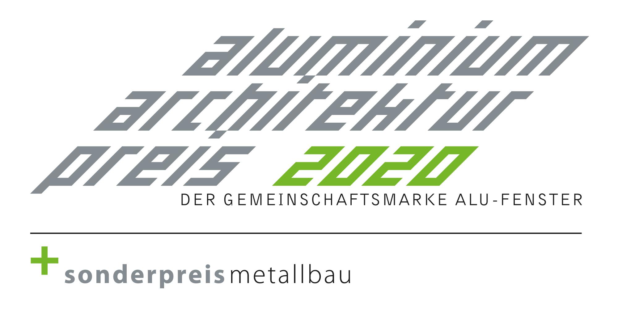 Einreichfrist für Aluminium-Architektur-Preis 2020 verlängert