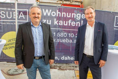 "SÜBA im Herzen von Tulln – ""LivingImFranks"""
