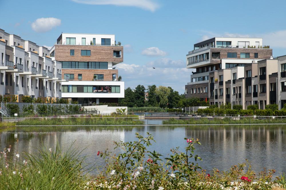 BUWOG-Quartier 52° Nord gewinnt den Award Deutscher Wohnungsbau
