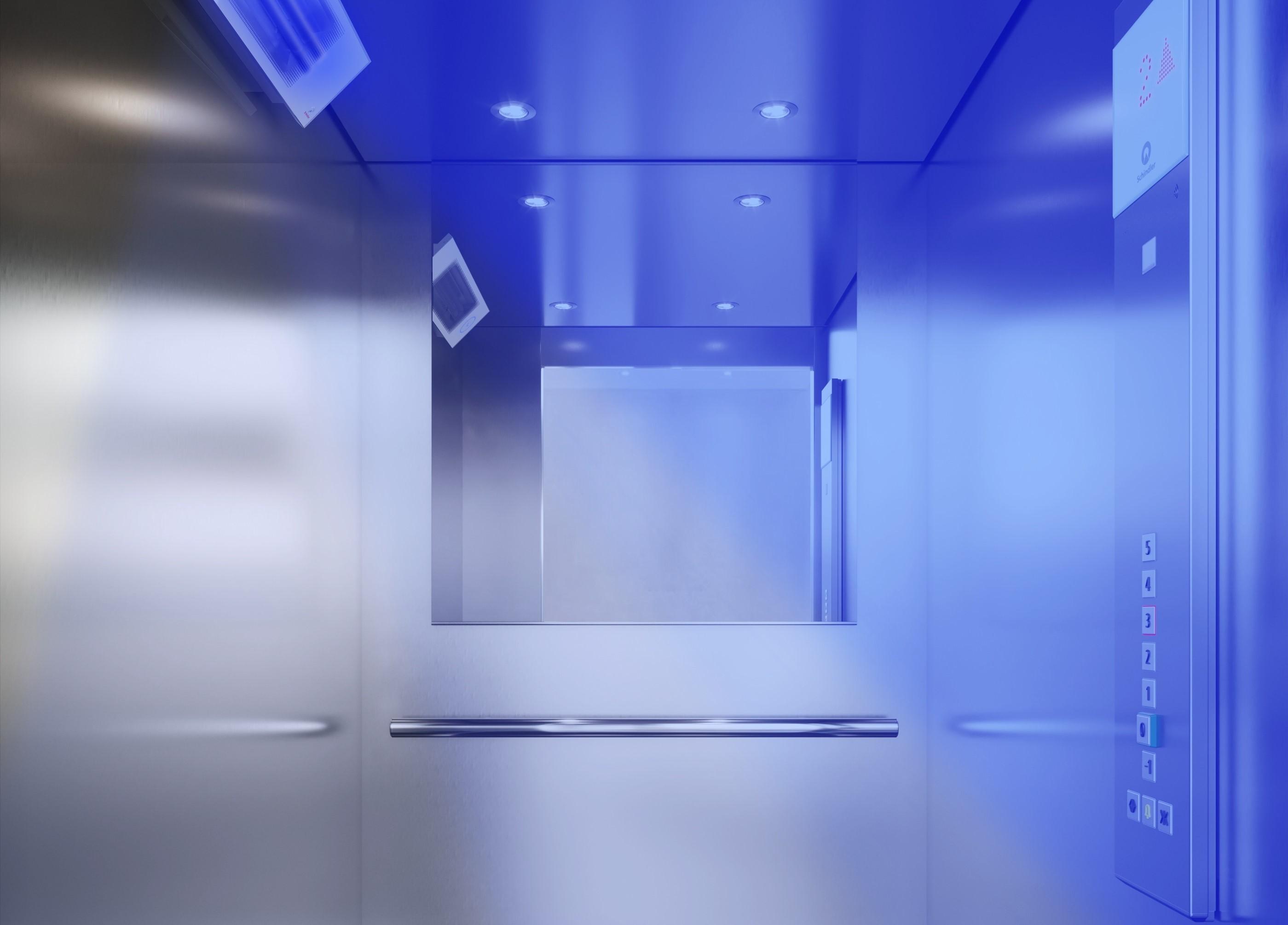 Desinfektion mittels UV-Strahlen