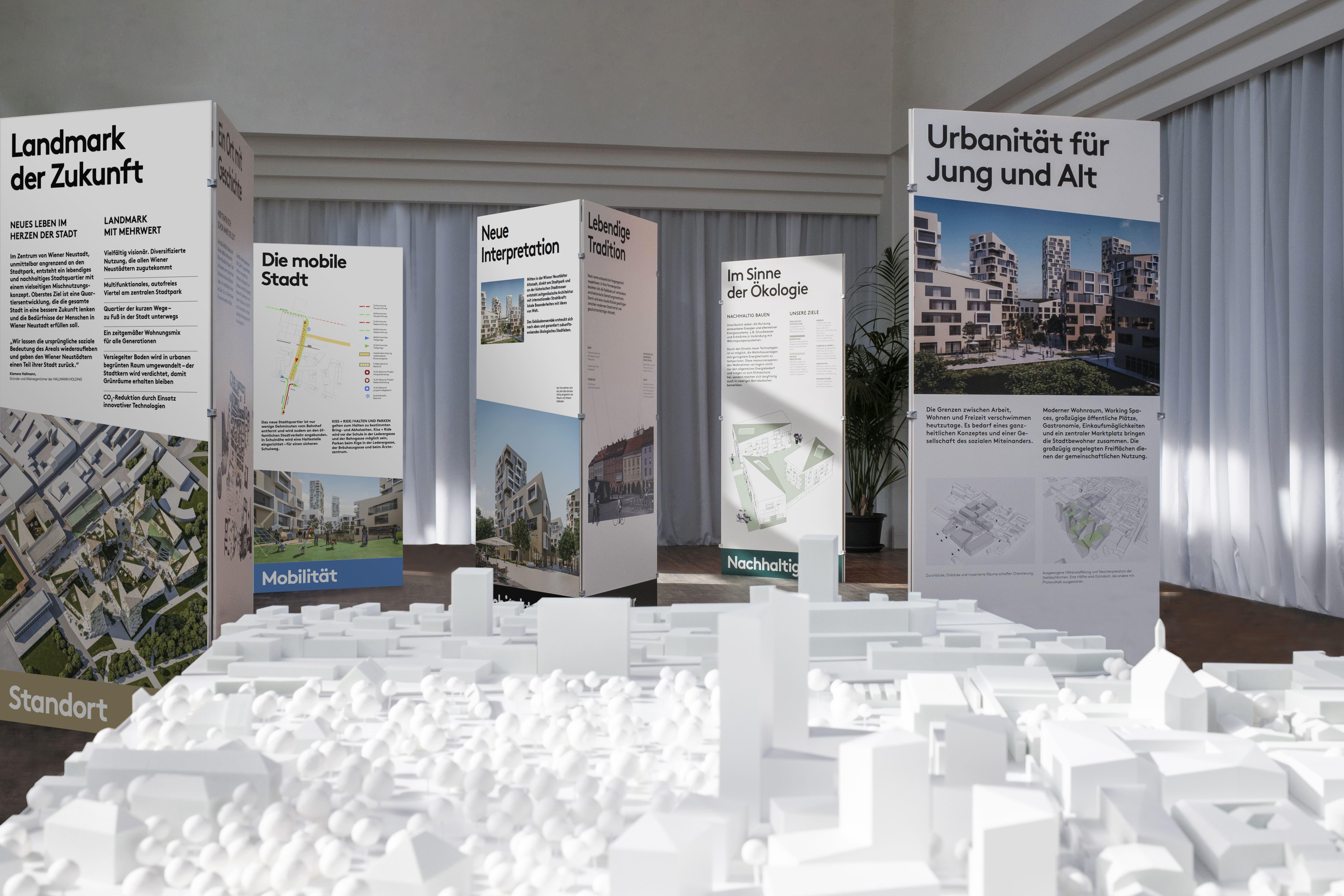 Neues Landmark-Projekt in Wiener Neustadt