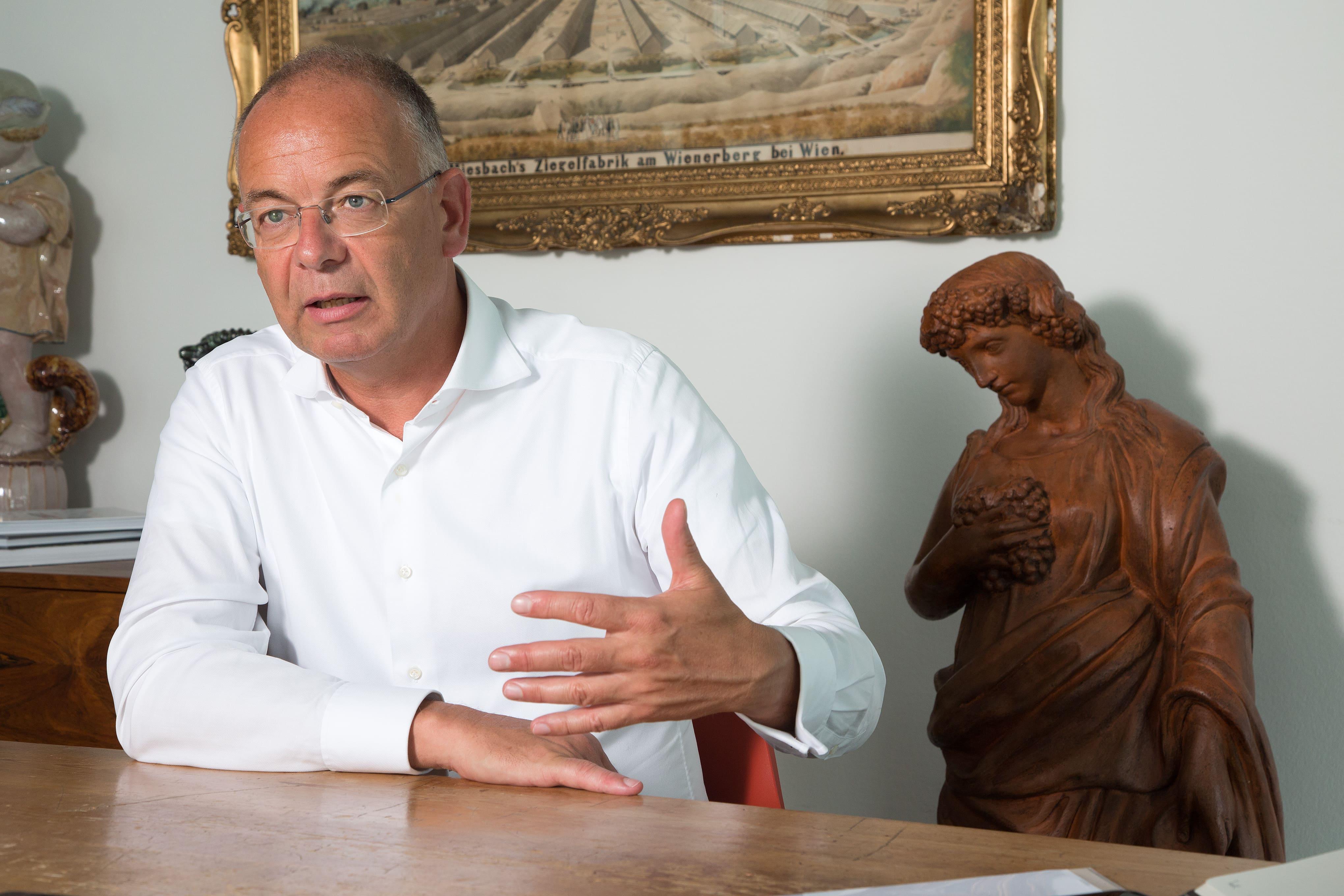 Wienerberger übernimmt Inter Act
