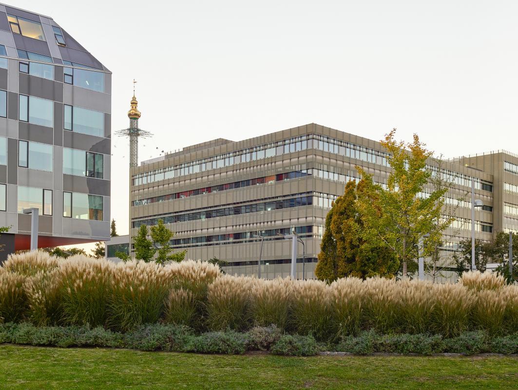 DNA Design Award für Campusgebäude der Sigmund Freud PrivatUniversität