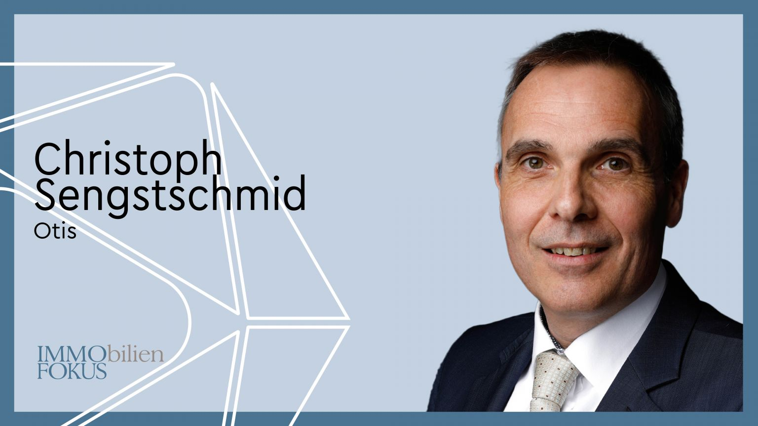 Neuer Geschäftsführer bei Otis Österreich