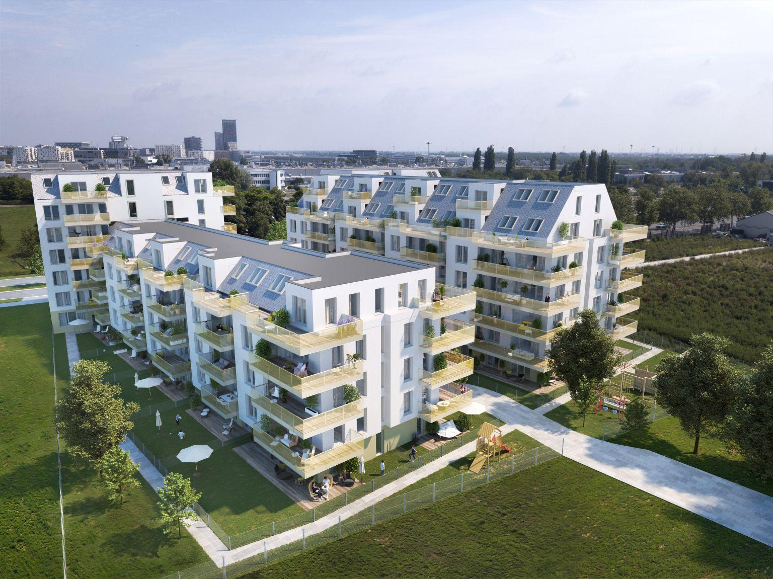 INVESTER United Benefits entwickelt neues Wohnbauprojekt